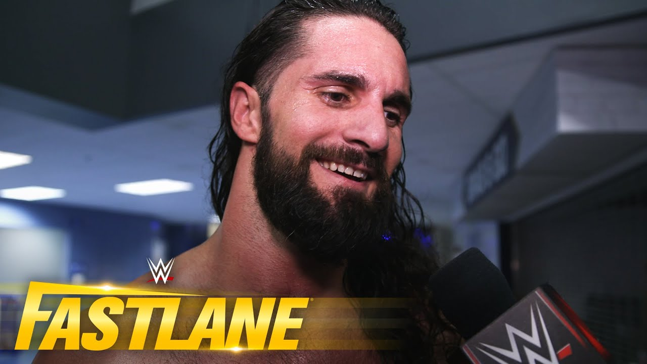 Seth Rollins Says Fastlane Proved Why WWE Is The Best Wrestling In The World