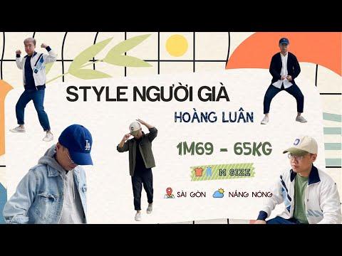THỜI TRANG NGƯỜI GIÀ | 4 chiếc áo khoác mà Lu ưa thích (Uniqlo, Zara, Mango, Routine) [Hoàng Luân]