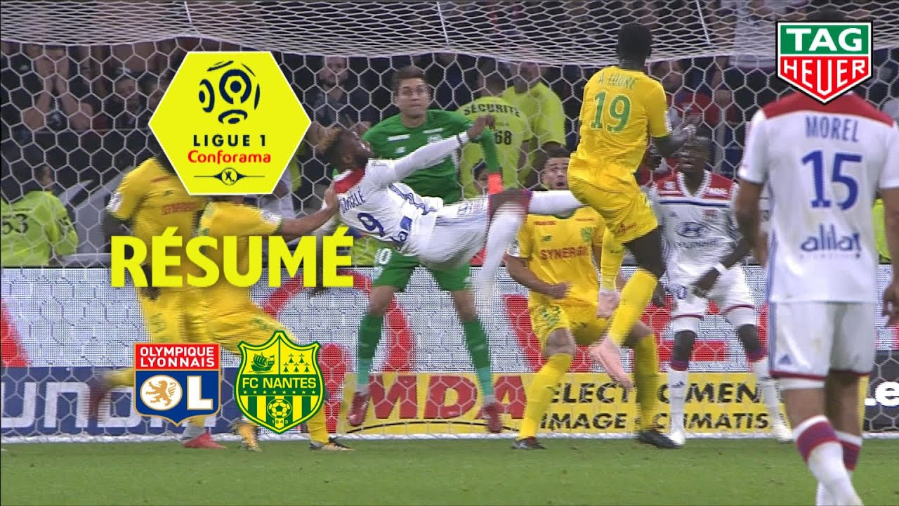 lyon vs nantes  29 sep 2018   ud83d udd25 video highlights