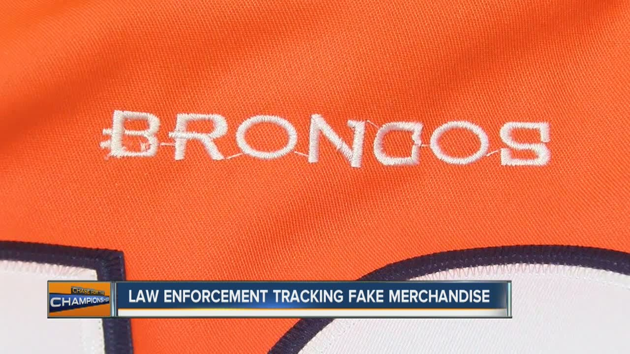 more photos 888e3 69c3b Why ICE says you should care about fake Broncos gear