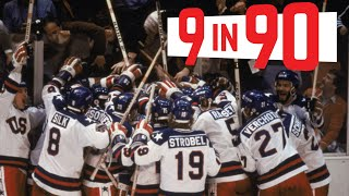 Gambar cover 9 Miracle on Ice facts you may not know...in 90 seconds