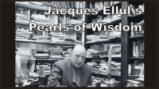 Jacques Ellul - The Technological System´s Bluff