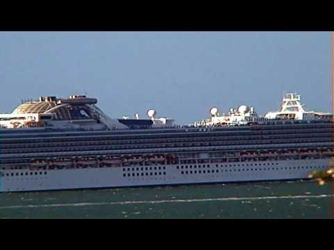 Auckland Harbour 2003