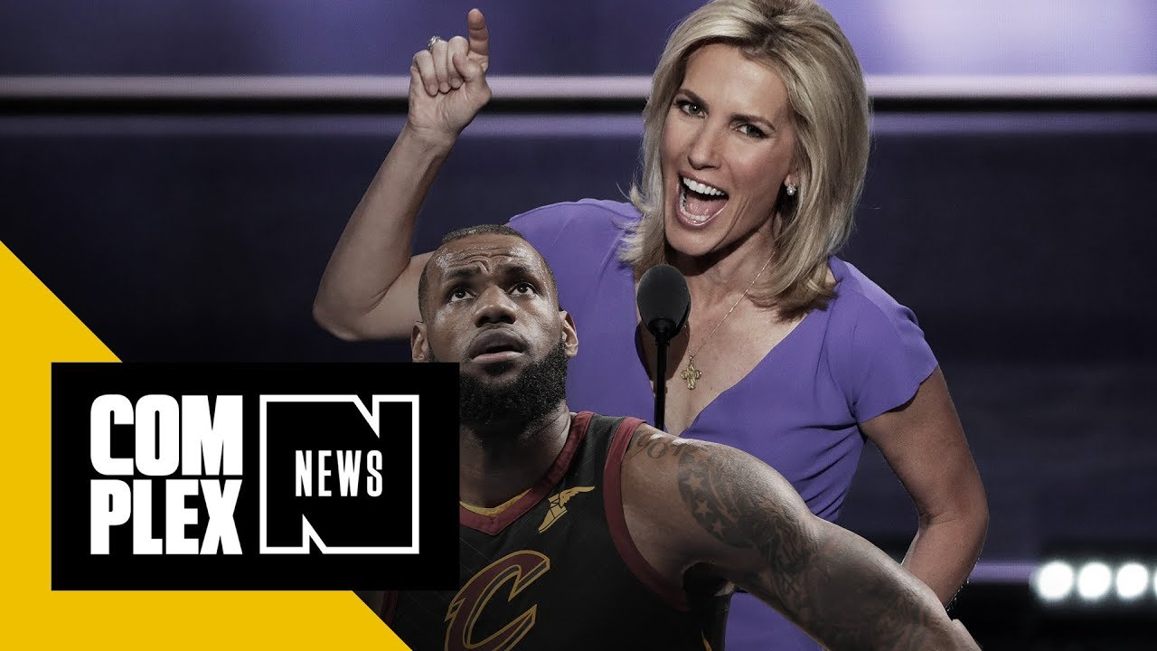5b814d617b2c Fox News Host Roasted for Awful Take on LeBron James and Kevin Durant