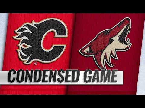 11/25/18 Condensed Game: Flames @ Coyotes
