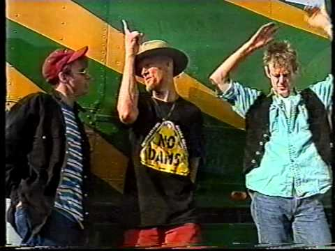 Midnight Oil interview recording of Alternative NRG