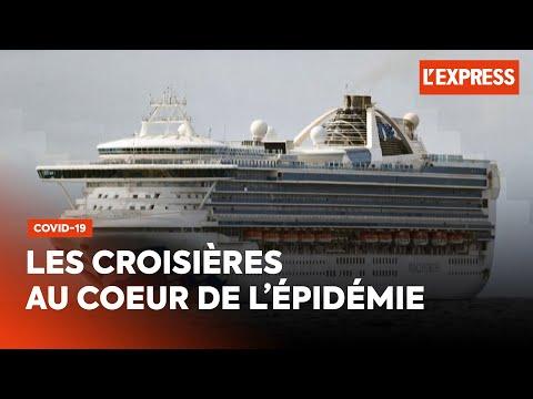 Coronavirus: les navires de croisière au cœur de l'épidémie