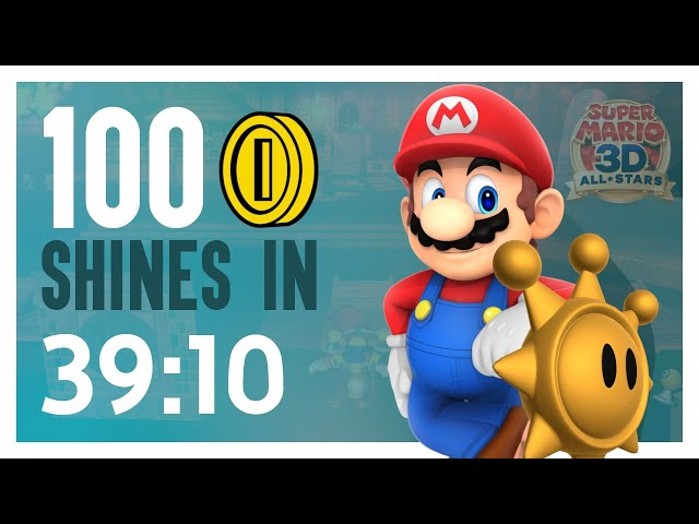 How to Collect All 100 Coin Shines in Mario Sunshine FAST