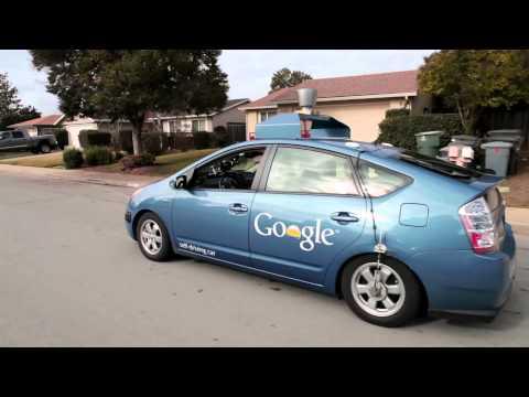 Self Driving Car Test  Steve Mahan
