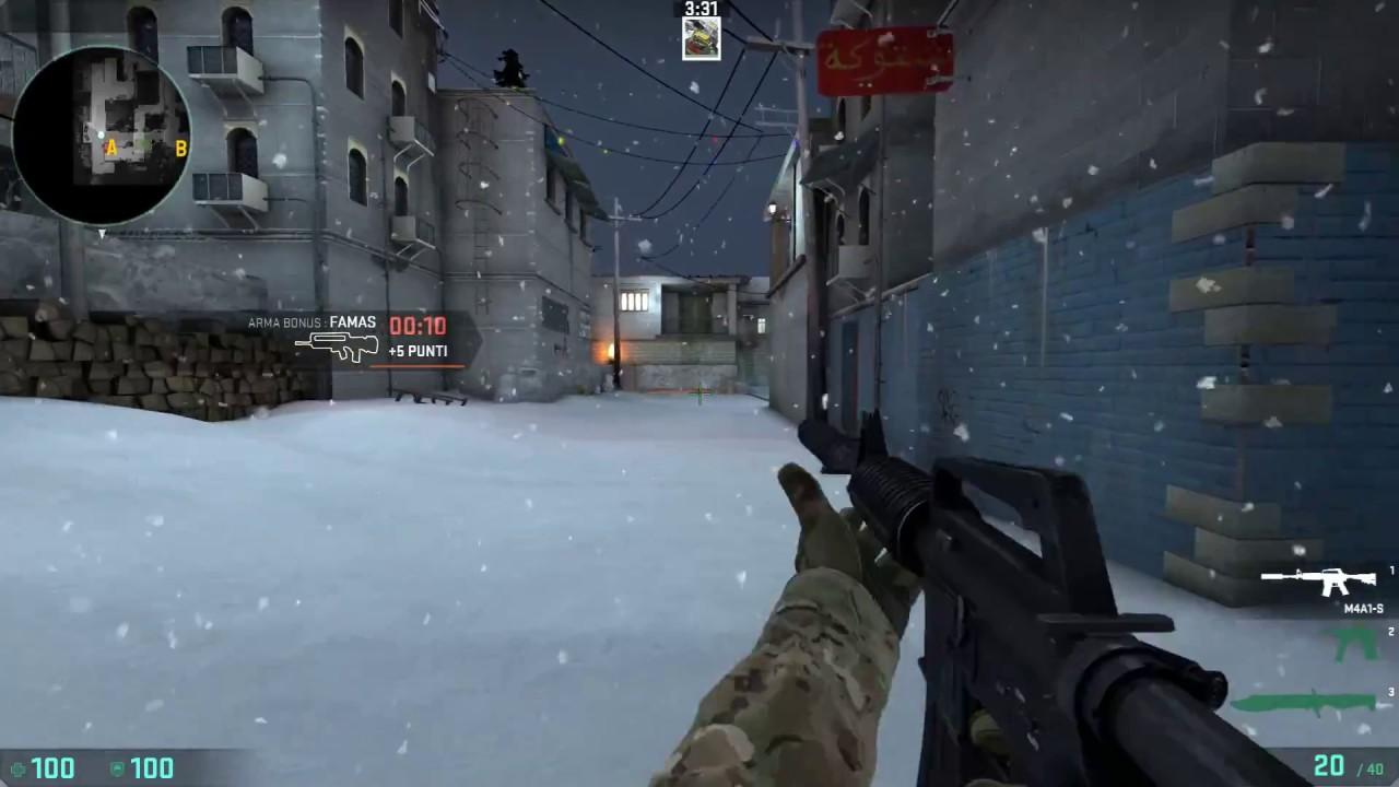 CS:GO - best viewmodel and crosshair settings