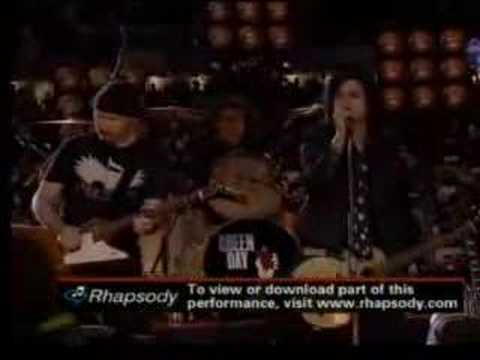 U2 and Green Day-Live at the Superdome!!! ( FULL VERSION)
