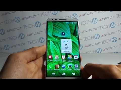 LG G2 Android bemutató videó | Tech2.hu