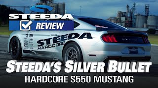 Recipe For a 9 Second 14 Mile All Motor NA S550 Mustang  Building the Steeda Silver Bullet