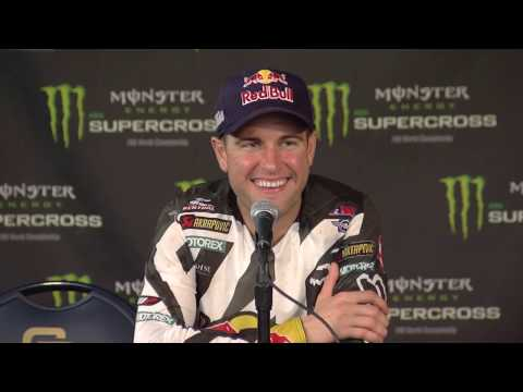 2017 - Race Day LIVE - San Diego - 450SX Class Press Conference
