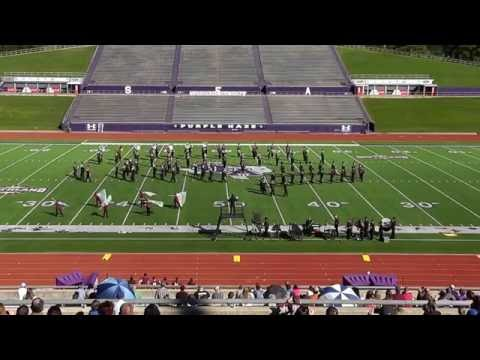 Arp High School Band 2016 - UIL Region 10 Marching Contest