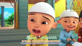 Ya Habibal Qalbi Versi Upin Ipin