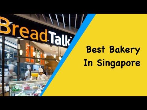 Best Bakery In Singapore | Bread Talk Singapore