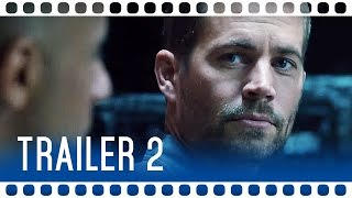 FAST & FURIOUS 7 Trailer 2 Deutsch German (HD) Paul Walker, Vin Diesel (2015)