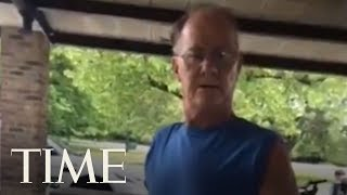 Footage Of Woman Being Harassed For Wearing A Puerto Rico Shirt | TIME