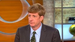 Patrick Kennedy addresses criticism from family on new memoir