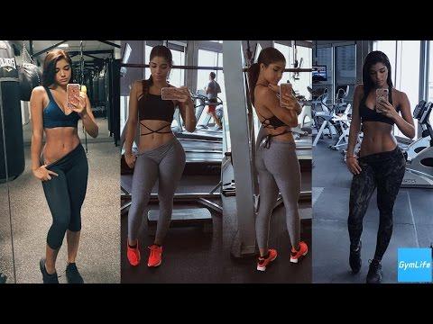 Fitness Model Yovanna Ventura Workout 2017 Gymlife