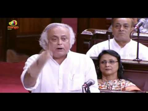 Jairam Ramesh Speech in Rajya Sabha | Nobody Believes India's GDP Numbers | Mango News