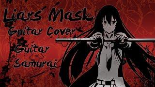 Video Akame Ga Kill Opening 2 (Rika Mayama- Liars Mask)(Guitar Cover) download MP3, 3GP, MP4, WEBM, AVI, FLV Agustus 2018