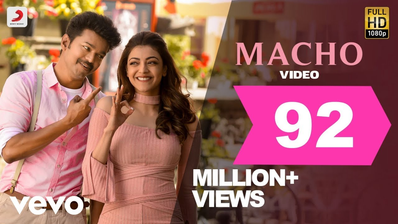 Download Mersal - Maacho Tamil Video | Vijay, Kajal Aggarwal | A.R. Rahman