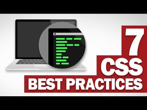 7 CSS Best Practices You Should Know