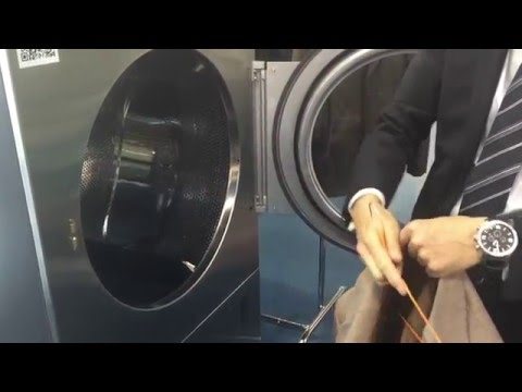 SoftWash wetcleaning presentation at Host2015 Milano