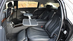 WOW! 2018 Maybach limo rental NYC - DREAM MACHINE