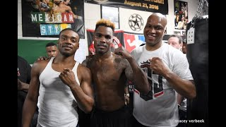 Errol Spence Bought a Ranch & Jermell Charlo sold Half Million Dollar w/Their Kids