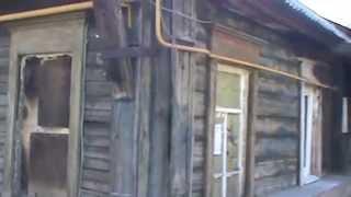 Дом стояния Зои после пожара