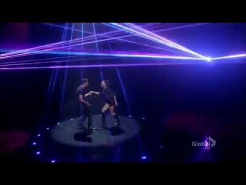 Glee - La Isla Bonita (Full Performance) with High Quality