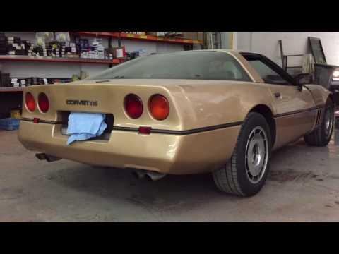 Chevy Corvette C4 klang Test