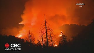How does climate change bring both floods and forest fires? | Science Smart