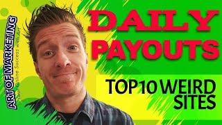 top 10 weirdest websites