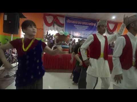 Cover Song  Nepali Christian Dance  Adrian Dewan   Bachan Tv  Ramaune Kaaran