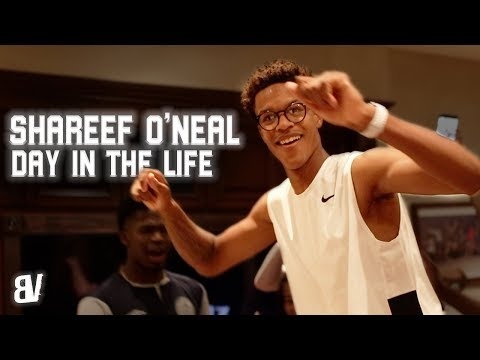Shareef ONeal  Day In The Life At The ONeal Household