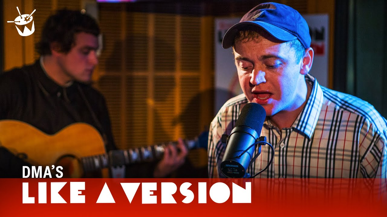 DMA'S cover Cher 'Believe' for Like A Version