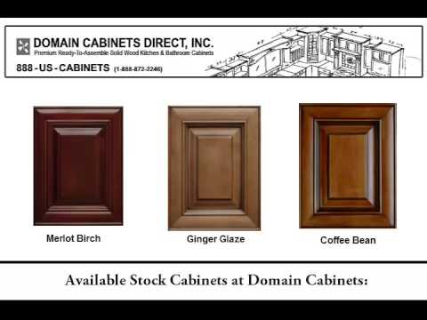 RTA Kitchen Cabinets California Showroom By Domain Cabinets DirectInc