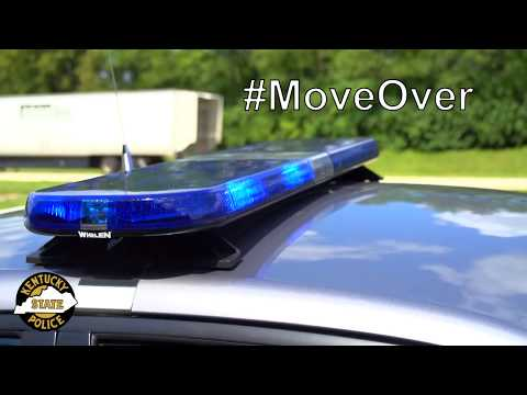 Kentucky Move Over Law - Public Safety Announcement