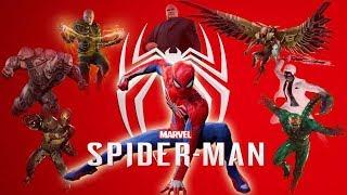 Spider-Man ps4 version 1.15 - surprise update