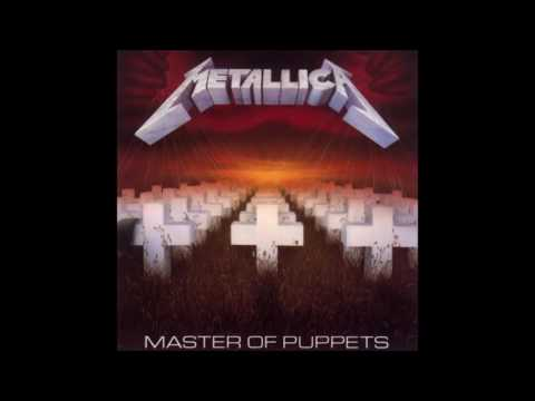 """Master Of Puppets"" But Every Time He Says ""master"" It Gets Faster"