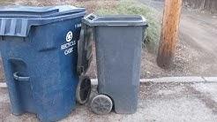 Cascade Disposal Garbage Trucks of Bend Oregon