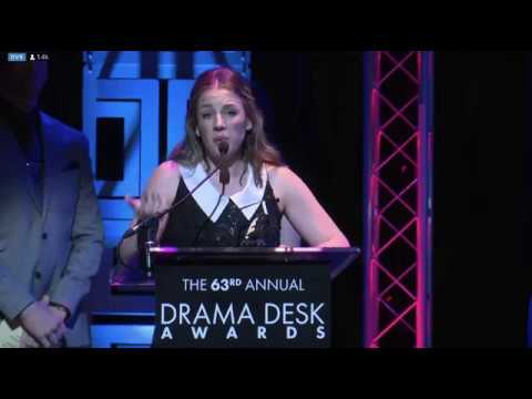 Jessie Mueller Wins Best Actress In A Musical For Her Performance In Carousel