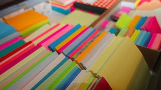 This Girl's Post-It Note Collection Is Crazy...