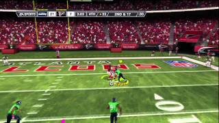 Madden 12 - Hard Hits & Insane Plays