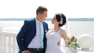Свадебный клип Надежды и Виктора. г.Николаев