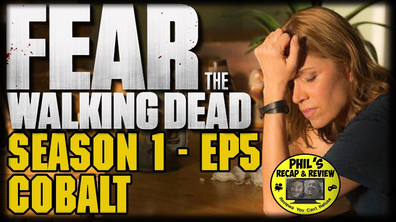 "Download Fear the Walking Dead Season 1 Episode 5 ""Cobalt"" Post Episode Recap and Review"